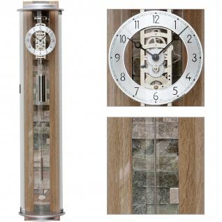 AMS 2724 Regulateur Regulator mit Pendel mechanisch Holz Sonoma Optik
