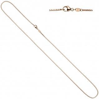 Venezianerkette 585 Gold Rotgold 1, 2 mm 45 cm Kette Halskette Rotgoldkette