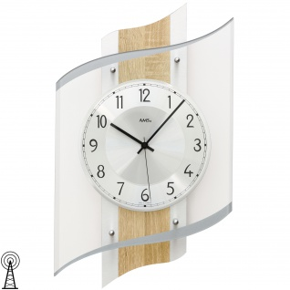 ams wanduhren modern online bestellen bei yatego. Black Bedroom Furniture Sets. Home Design Ideas