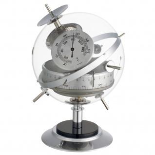 TFA Wetterstation Sputnik für innen, Barometer, Thermometer, Hygrometer - Vorschau 2