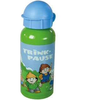 MAINZELMÄNNCHEN Frühstücks-Set für Kinder Kindergeschirr Trinkflasche Brotdose - Vorschau 4