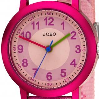 JOBO Kinder Armbanduhr Quarz Analog Aluminium Kinderuhr - Vorschau 2