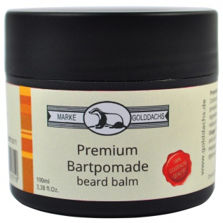 Golddachs Bartpomade 100 ml