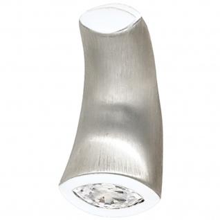 Anhänger 925 Sterling Silber rhodiniert mattiert 1 Zirkonia