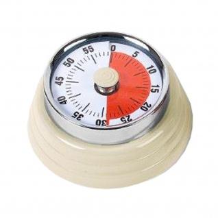 Atlanta 243/0 Kurzzeitmesser Kurzzeitwecker Küchen Timer mechanisch mit Magnet