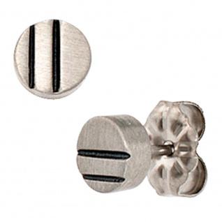 Ohrstecker Titan Ohrringe