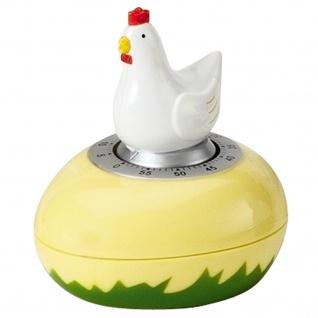 Atlanta 294 Kurzzeitmesser Huhn Kurzzeitwecker Küchen Timer analog