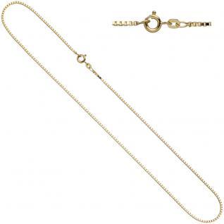 Goldkette 40 cm