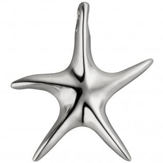 Anhänger Seestern 925 Sterling Silber