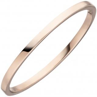 Damen Ring schmal 333 Gold Rotgold Rotgoldring