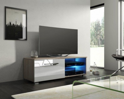 Sideboard TV Board Lowboard Unterschrank  MEX matt oder hochglanz 160 cm