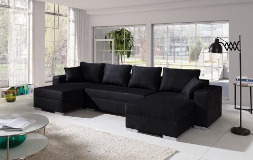 Couch Sofa Couchgarnitur Sofagarnitur U Wohnlandschaft Schlaffunktion 4112200