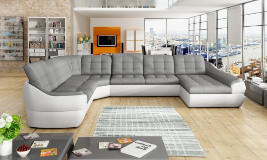couchgarnitur infinity xl sofa mit schlaffunktion couch. Black Bedroom Furniture Sets. Home Design Ideas