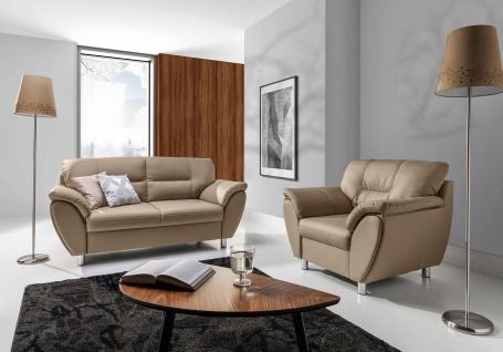 Sofa Couchgarnitur Couch AMIGO 3+2 SET Polsterecke Wohnlandschaft