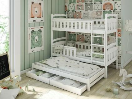 Kinderbett Doppelbett Jugendbett Etagenbett HARRYS NEU Lieferzeit ca 1-3 Wochen
