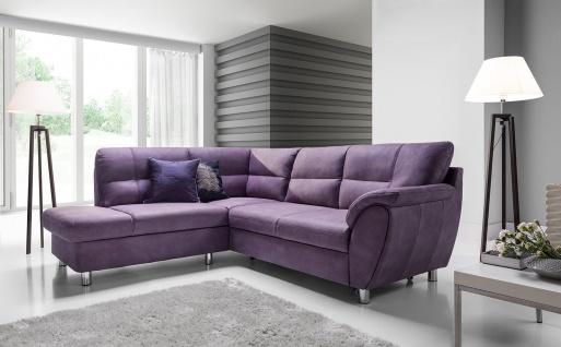 AMIGO 2FB+2Os Sofa Couchgarnitur Couch mit Schlaffunktion Polsterecke