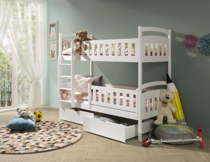 Kinderbett Doppelbett Jugendbett Etagenbett IGNAC NEU Lieferzeit ca 1-3 Wochen