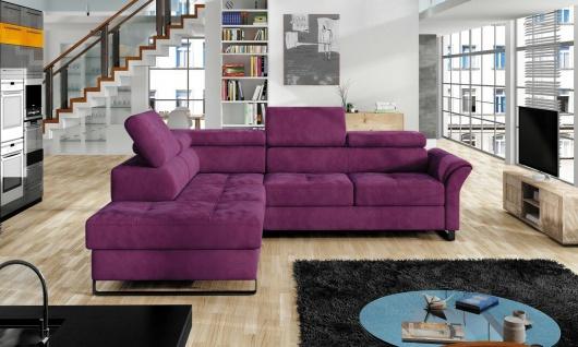 AVANTI Schlaffunktion Wohnlandschaft Relaxfunktion Couchgarnitur Couch Sofa