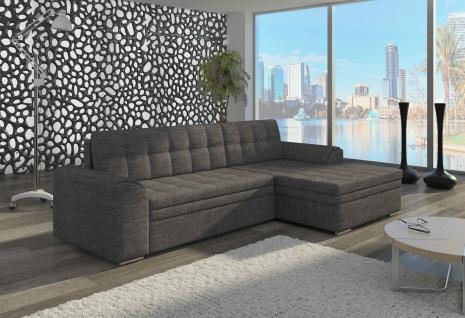 Couch Couchgarnitur Sofa Polsterecke CF 17 Wohnlandschaft mit Schlaffunktion