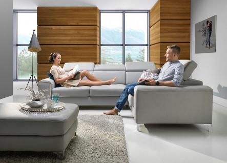 GENOVA CORNER Sofa Couchgarnitur Couch Polsterecke Wohnlandschaft Eckcouch NEU