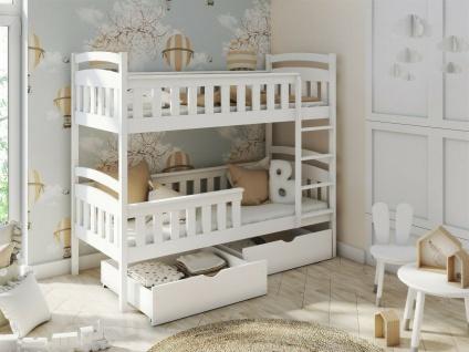 Kinderbett Doppelbett Jugendbett Etagenbett HARRY NEU Lieferzeit ca 1-3 Wochen