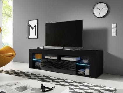 Sideboard Lowboard TV Fernsehschrank EVEREST 160 Kommode inkl LED Highboard NEU