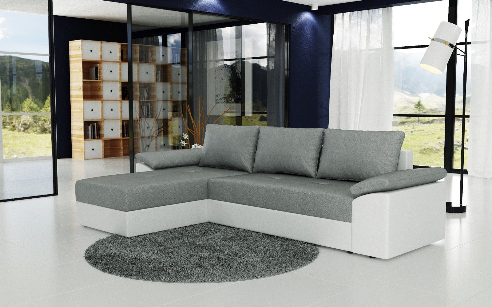 Couchgarnitur Dallas L Ecksofa Eck Couch Sofagarnitur Sofa