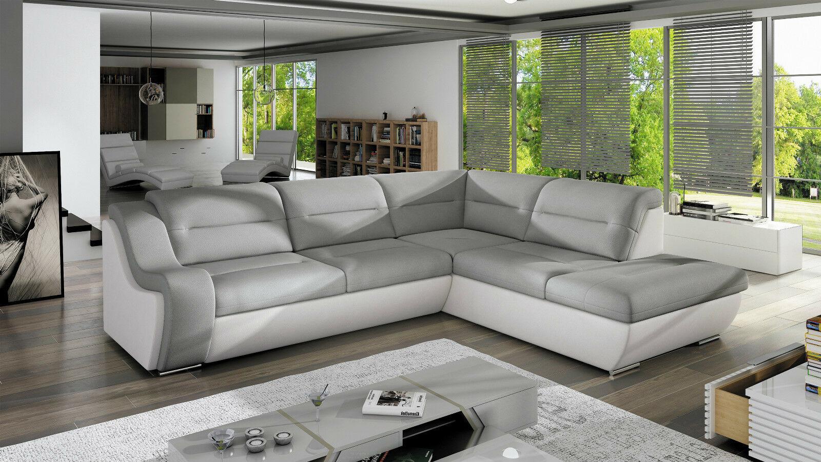 Couchgarnitur Couch Sofagarnitur Galaxy C Sofa Wohnlandschaft