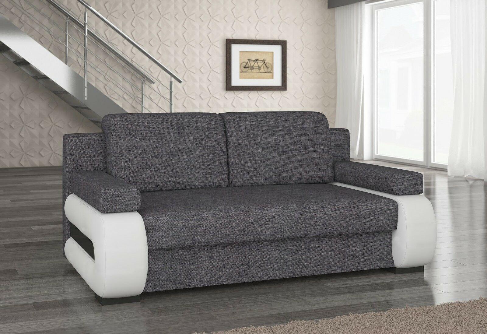 couch couchgarnitur sofa polstergarnitur la 05 mit schlaffunktion jugendsofa kaufen bei. Black Bedroom Furniture Sets. Home Design Ideas