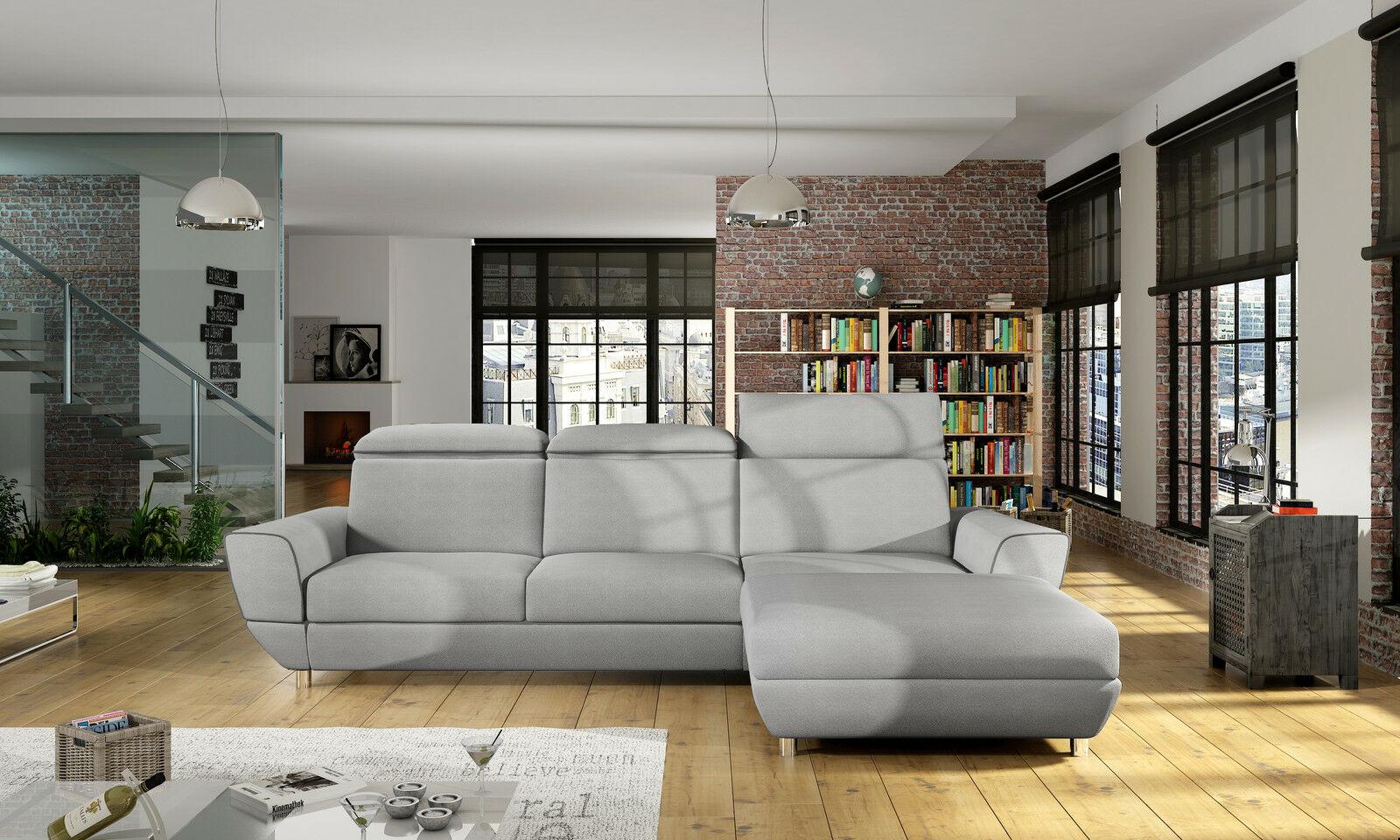 Couchgarnitur Bueno L Sofa Mit Schlaffunktion Couch Polsterecke