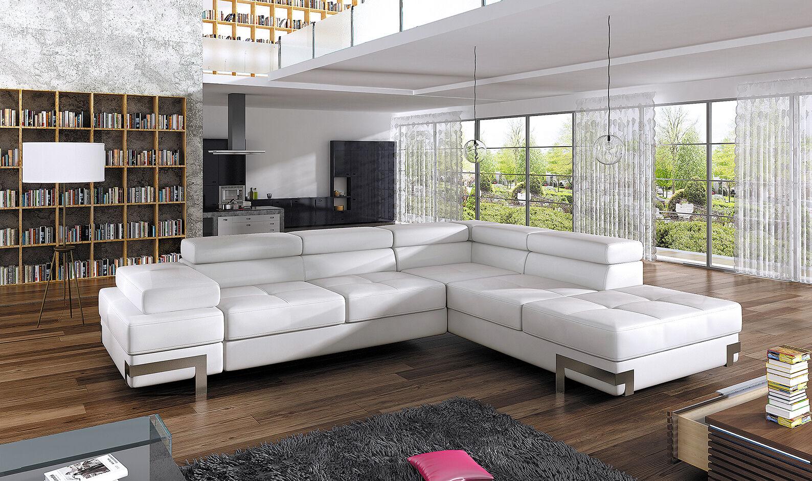 Geräumig Eckcouch Schlaffunktion Ideen Von Couchgarnitur Emporio Sofa Couch Polsterecke Ecksofa 1