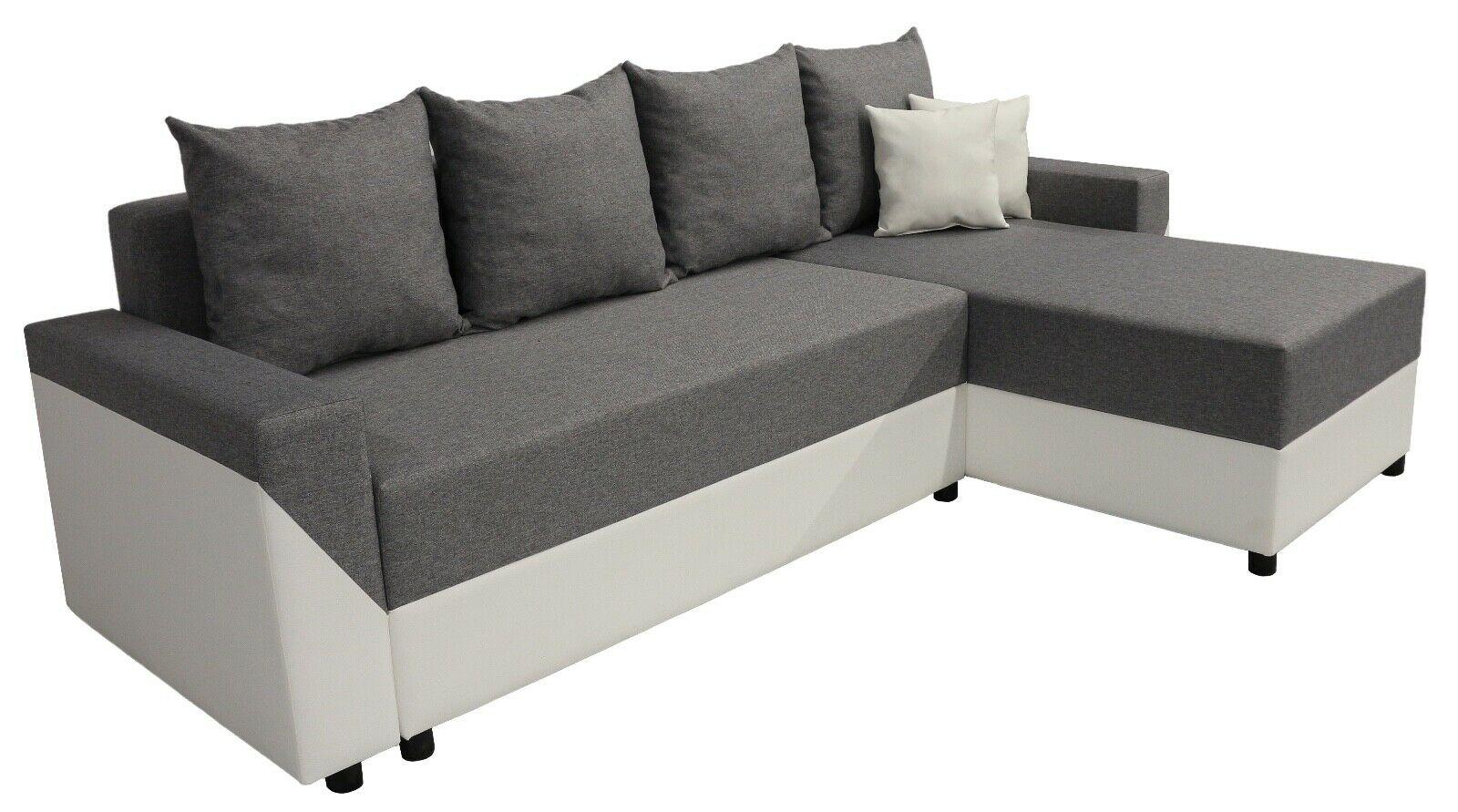 Tip Auf Federkern Schlaffunktion Couchgarnitur Couch Polster Sofa Wohnlandschaft