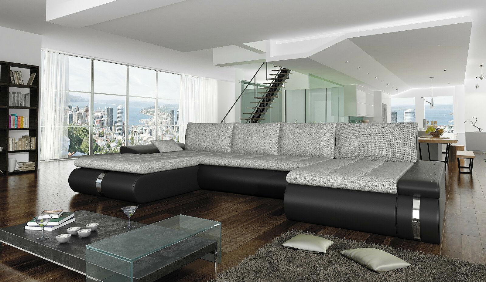 Erstaunlich Eckcouch Schlaffunktion Ideen Von Couchgarnitur Fado Lux Sofa Couch Polsterecke Ecksofa