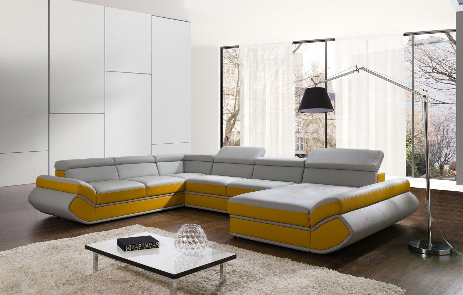 Couchgarnitur Genesis Xl U Couch Sofa Sofagarnitur Polsterecke