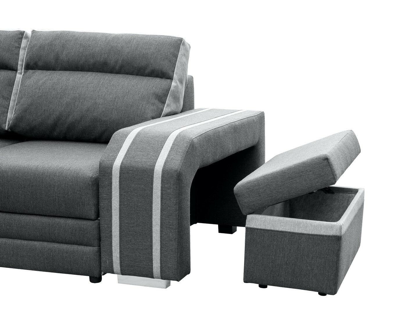 Couch Sofa Couchgarnitur Avatar Polesterecke Mit Schlaffunktion