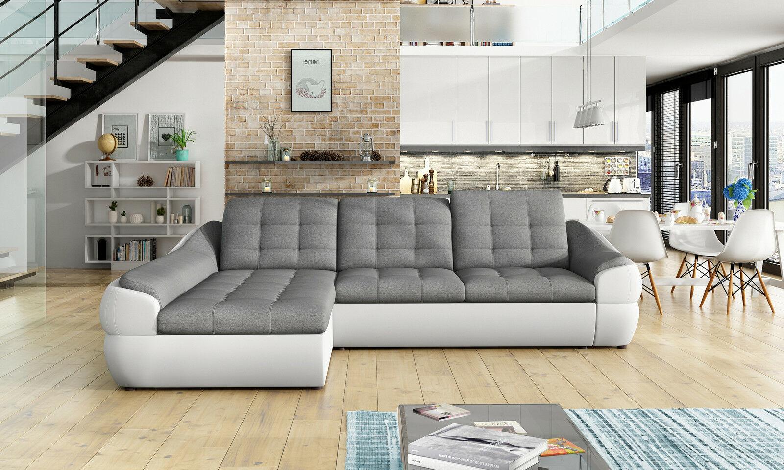 Couchgarnitur Infinity Mini L Sofa Mit Schlaffunktion Couch