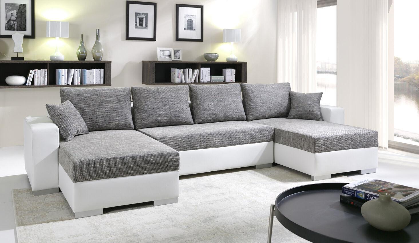 Wunderschön Eckcouch Kaufen Das Beste Von 4112200/4 Sofagarnitur Sofa Couchgarnitur Ecksofa Mit Schlaffunktion!