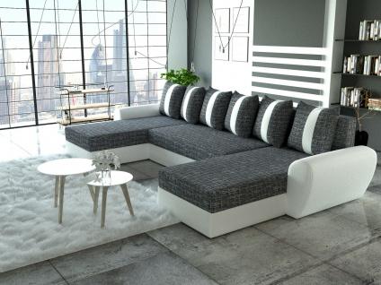 Couch Couchgarnitur PUMA Sofa Sofagarnitur Schlaffunktion Polsterecke NEU!