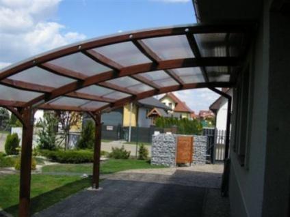 Terrassenüberdachung Carport Leimholz Holz Terrassenüberdachungen