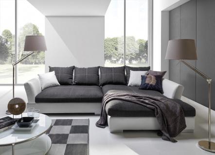 Couchgarnitur Couch SUNSHINE Polstergarnitur eck Sofa Polsterecke Wohnlandschaft