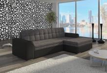 Couch Couchgarnitur Sofa Polsterecke CF 05 Wohnlandschaft mit Schlaffunktion