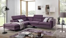 Couchgarnitur Couch AREZA ol+2, 5bp Sofa Wohnlandschaft Polstergarnitur