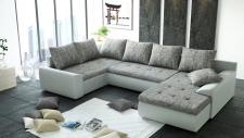 Couchgarnitur Ecksofa Sofagarnitur Sofa FUTURE 2.0 Wohnlandschaft Couch EK26 B01