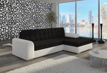 Couch Couchgarnitur Sofa Polsterecke CF 04 Wohnlandschaft mit Schlaffunktion