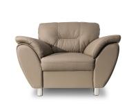 Sofa Couchgarnitur Couch AMIGO 1 er Sessel Polsterecke Wohnlandschaft