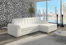 Couch Couchgarnitur Sofa Polsterecke CF 18 Wohnlandschaft mit Schlaffunktion