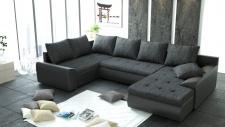Couchgarnitur Ecksofa Sofagarnitur Sofa FUTURE 2.0 Wohnlandschaft Couch EK14 B02