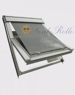 Hitzeschutz Markise Aussenmarkise für Velux Dachfenster GGL/GPL/GHL/GGU/GPU/GHU Größe MK06