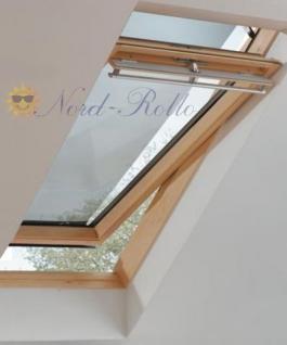 Velux Hitzeschutz Markise Aussenmarkise für Velux Dachfenster GGL/GPL/GHL/GGU/GPU/GHU Größe S04 - Vorschau 2