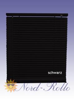 PVC Jalousie Jalousien Jalousette 120 x 160 / 120x160 cm in schwarz
